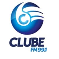 Logo of radio station FM Clube Teresina
