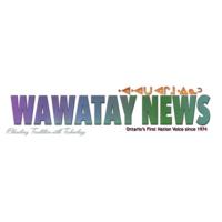 Logo of radio station Wawatay News Online