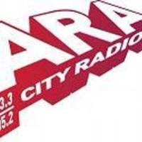 Logo de la radio ARA City Radio