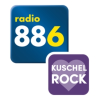 Logo of radio station Radio 88.6 Kuschelrock