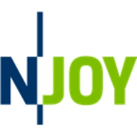 Logo of radio station N-JOY Abstrait