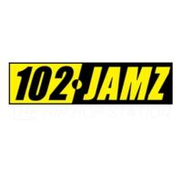 Logo of radio station 102 JAMZ