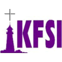 Logo of radio station KFSI