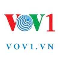 Logo of radio station VOV1 - Thời sự