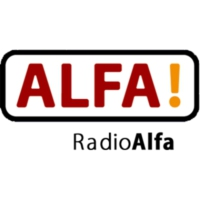 Logo of radio station Radio Alfa Silkeborg