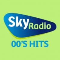 Logo of radio station Sky radio 00's hits