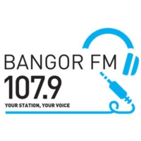 Logo of radio station Bangor FM