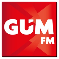Logo of radio station Gum FM