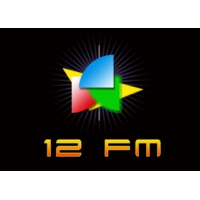 Logo of radio station 12 FM
