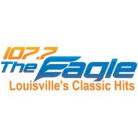 Logo de la radio WSFR The Eagle 107.7