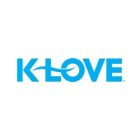 Logo of radio station KLRM K-LOVE Radio
