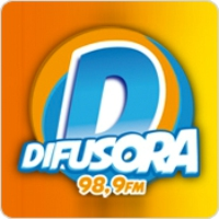 Logo of radio station Radio Difusora 98.9