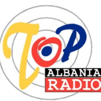 Logo of radio station Top Albania Radio 100 FM