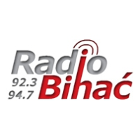 Logo of radio station Radio Bihac