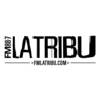 Logo of radio station La Tribu
