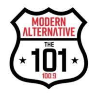 Logo of radio station KSXY The 101
