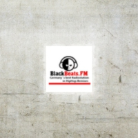 Logo of radio station BlackBeats.FM