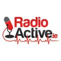 Logo of radio station Radio Active Ireland
