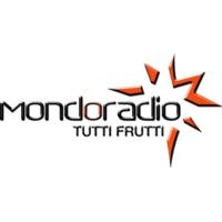 Logo of radio station Mondoradio Tuttifruti