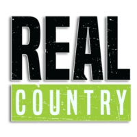 Logo of radio station CFXE-FM Real Country West