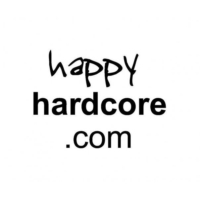Logo of radio station HappyHardcore.com radio