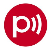 Logo of radio station Palafrugell