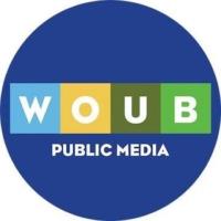 Logo de la radio WOUB AM 1340