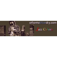 Logo de la radio Atlanta Blue Sky - Jazz Colors