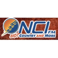 Logo of radio station NCI FM