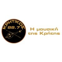 Logo of radio station Kritikos