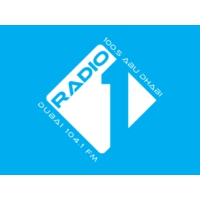 Logo of radio station Radio 1 UAE