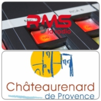 Logo of radio station RMS CHATEAURENARD