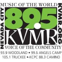 Logo de la radio KVMR 89.5FM