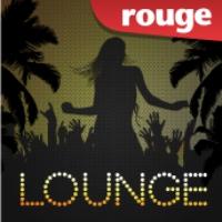 Logo of radio station Rouge FM Lounge