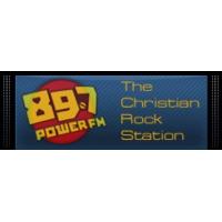 Logo of radio station KVRK Power 89.7 FM