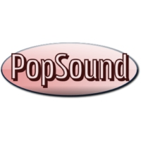 Logo of radio station Pop Sound
