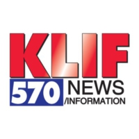 Logo of radio station KLIF 570