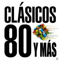Logo of radio station Clásicos 80 y Más