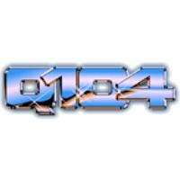 Logo de la radio KBEQ Q104