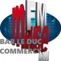 Logo of radio station Meuse Fm Bar Le Duc/Commercy