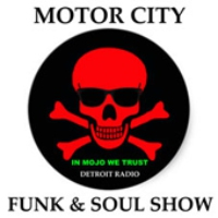 Logo of radio station The Motor City Funk and Soul Show with Mr. Mojo