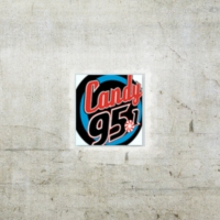 Logo de la radio KNDE Candy 95.1 FM