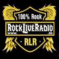 Logo de la radio Rock Live Radio
