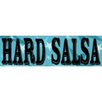 Logo of radio station Hard Salsa Radio