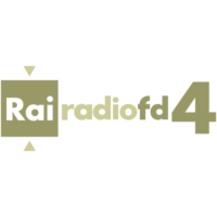 Logo of radio station Rai Radio FD4