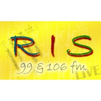 Logo de la radio RIS Radio Inter Scool