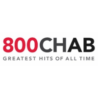 Logo of radio station 800 CHAB
