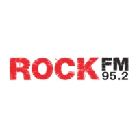 Logo of radio station Rock FM 95.2