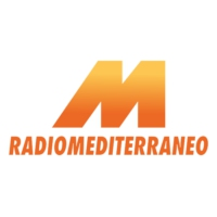 Logo of radio station Radio Mediterraneo