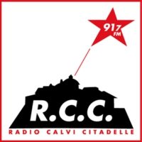 Logo of radio station Radio Calvi Citadelle 91.7